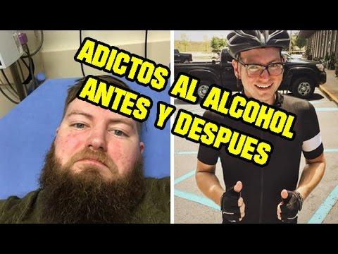 El alcoholismo la narcomanía el problema social