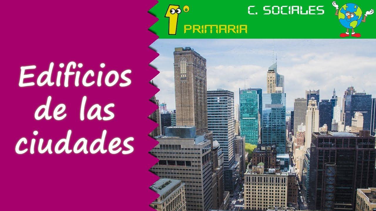 Ciencias Sociales. Tema 3: Edificios de la ciudad