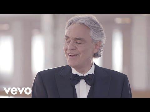 """Andre Bocelli Sorprende Con El Dueto """"Ven a Mi"""" Junto a Su Hijo"""