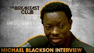 Michael Blackson Interview With The Breakfast Club (7-1-16) | Kholo.pk