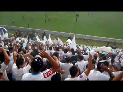 """""""PARTIDO ALIANZA 3 VRS fas 2..... 07 ABRIL 2013"""" Barra: La Ultra Blanca y Barra Brava 96 • Club: Alianza"""