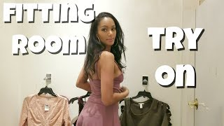 Charlotte Russe Fitting Room Try On