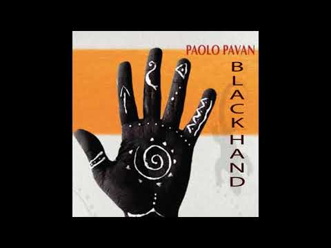 Paolo Pavan - Black Hand online metal music video by PAOLO PAVAN