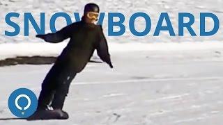 Cómo hacer snowboard - Clase completa para principiantes