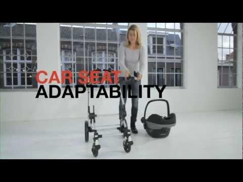 Bugaboo Адаптер для автокресла Maxi Cosi к коляске Cameleon3
