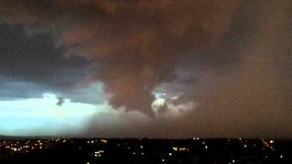 AWESOME Johannesburg Thunderstorm