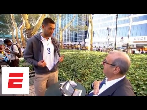 Clint Dempsey asks people about Clint Dempsey | ESPN Archives