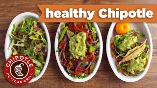 3 Healthy Meal Choices at Chipotle Mexican Grill - Mind Over Munch