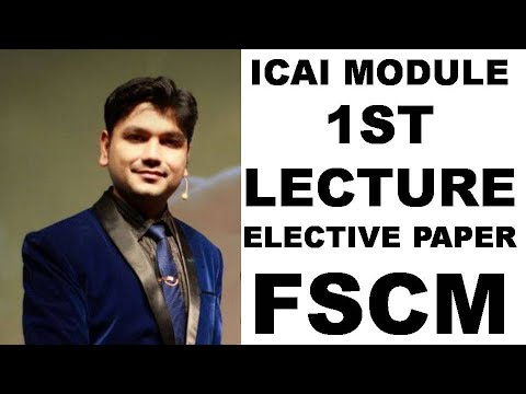 FINANCIAL SERVICES & CAPITAL MARKET Paper-6B Lecture by Prof CA Aaditya Jain