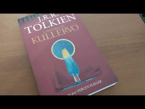 Review - Livro A Historia de Kullervo