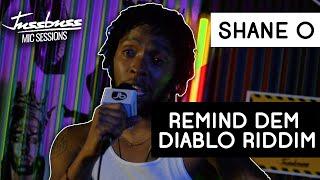 Shane - O - Remind Dem (Diablo Riddim) - Jussbuss Mic Sessions