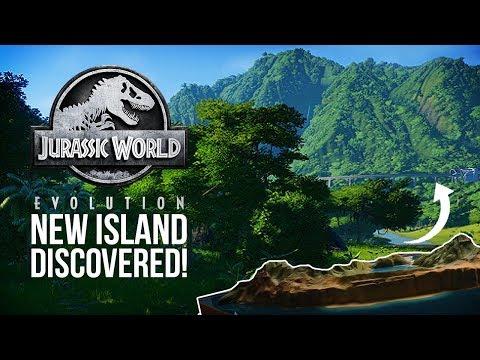 NEW PLAYABLE ISLAND COMING?! | Jurassic World: Evolution Update
