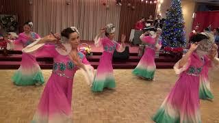 Chinese Dance - Beautiful Lake Taihu