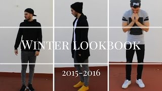 Winter Lookbook 2015 2016 | Men
