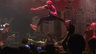 "The Summer Set - ""Young"" and ""Someone Like You"" (Live in San Diego 11-25-13)"