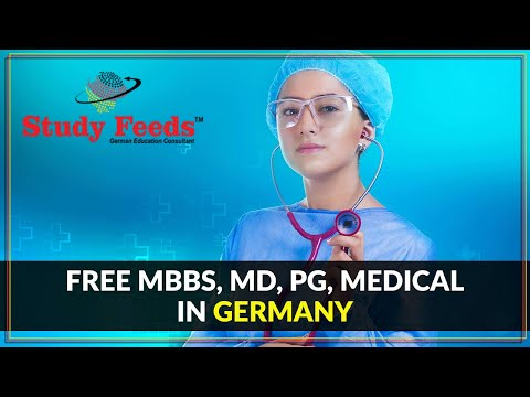 Video Free MBBS in Germany | MD, MBBS, PG, Medical in Germany