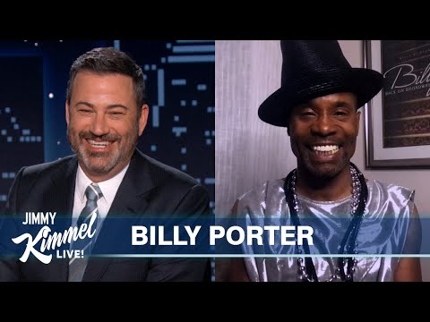 Billy Porter on Winning $100K on Star Search, Final Season of Pose & Moving to Long Island