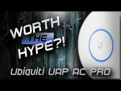 FASTER WiFi?!?!?! Is This The Answer? Ubiquiti Unify UAP AC PRO