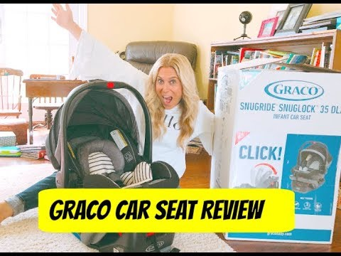 Graco SnugRide SnugLock 35 DLX Infant Car Seat REVIEW