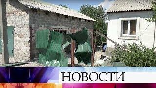Наюго-востоке Украины вполночь вступило всилу так называемое хлебное перемирие.