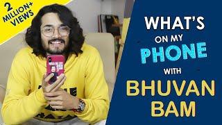 Bhuvan Bam Aka BB Ki Vines: What's On My Phone | Phone Secrets Revealed | India Forums