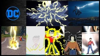 Shazam Transformation: Evolution (TV Shows, Movies and Games) - 2019