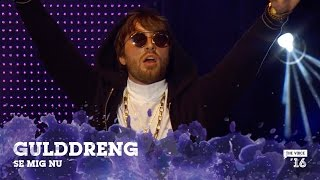 Gulddreng 'Se Mig Nu' live fra The Voice '16