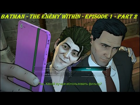 Batman - The Enemy Within - Episode 1 - Part 2