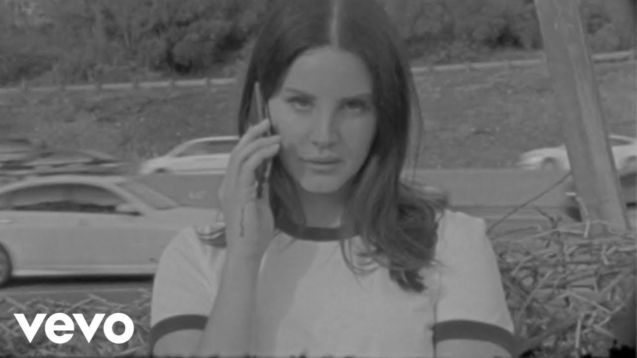 Lana Del Rey — Mariners Apartment Complex