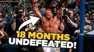 8 Lesser Known Wrestling Streaks