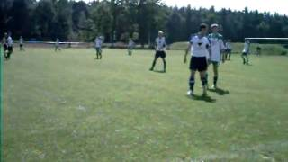 preview picture of video 'LSV Tauscha 2. - SSV Zabeltitz 1. am 21.8.2005'