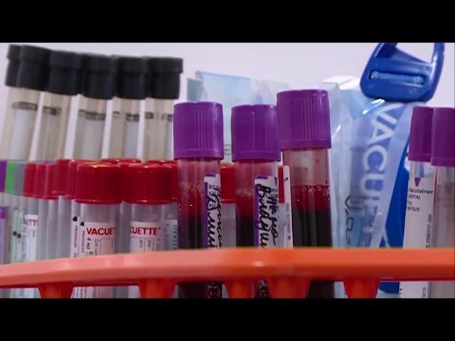 У кадровых доноров обнаружен ВИЧ