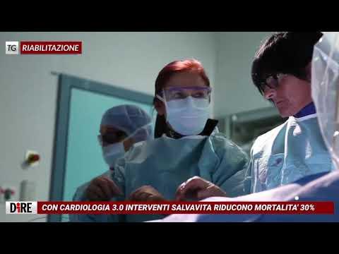 TG RIABILITAZIONE AGENZIA DIRE IL CAMPUS BIO MEDICO