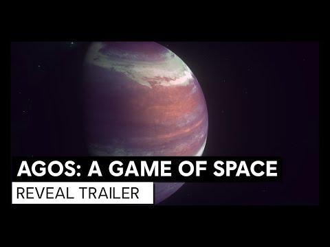 Vidéo de présentation pour AGOS: A Game of Space de AGOS: A Game of Space