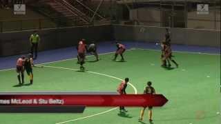 Under 21's Hockey National Men's Championships - TAS vs NT - Goals