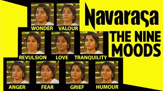 Navarasa - The Nine Moods