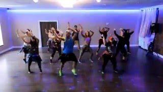 "Dance Craze: Christina Aguilera Ft. Nicki Minaj ""WooHoo"" choreography by Cesar"