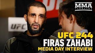 UFC 244: Coach Firas Zahabi on Lee vs. Gillespie, claims GSP is GOAT Until Khabib Surpasses