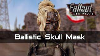 Ballistic Skull Mask