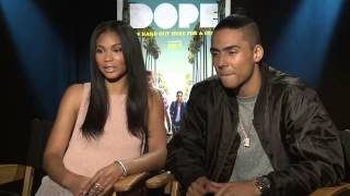 Chanel Iman and Quincy Brown Talk About DOPE