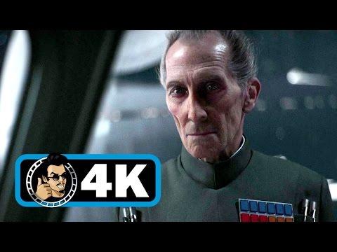 ROGUE ONE Movie Clip - Grand Moff Tarkin's Death Star |4K ULTRA HD| Star Wars Movie 2016