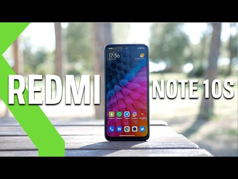 Xiaomi Redmi Note 10S ANÁLISIS - Un MÓVIL SENCILLO con una GRAN BATERÍA