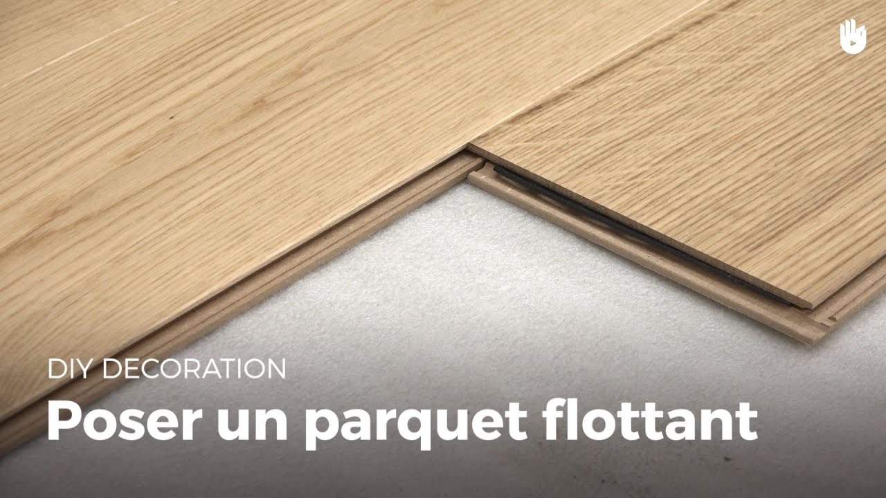 poser un parquet flottant diy les basiques du bricolage sikana. Black Bedroom Furniture Sets. Home Design Ideas