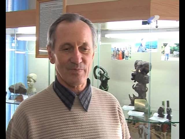 К Дню геолога открылись две новые выставки
