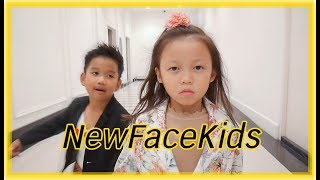 PSY   ' New Face ' MV Cover [ Music Video For Kids ]
