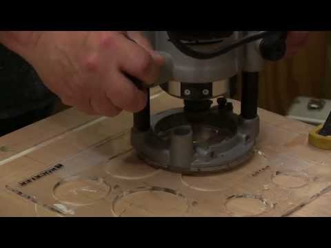 Rockler Circle/Grommet Template Review: NewWoodworker