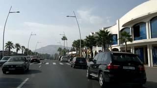 preview picture of video 'Agadir (Boulevard du 20 Août - Bd. Mohammed V)'