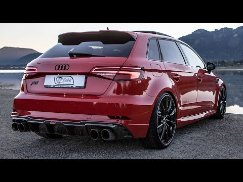 CRAZY BEAUTIFUL AUDI RS3 SPORTBACK ABT