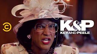 Two Church Ladies vs. Satan - Key & Peele