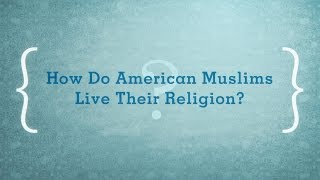 How do American Muslims live their religion Check out our AmericanMuslim video series